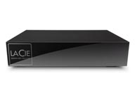 301387J LAN接続ハードディスク LaCie Network Space 500GB Ethernet