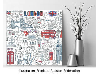 Bluetoothスピーカー Visual Sonic Illustration Primiaou Russian Federation VS-505-15
