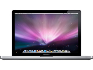 MacBook Pro 15.4�C���`/2.4GHz Core 2 Duo/2G