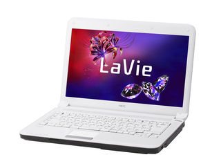 �m�[�gPC LaVie/�����B PC-LE150F2 Office Home and Business 2010���ڃ��f��