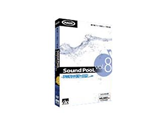 SAHS-40708 Sound PooL vol.8 -アニヲン・ビターPOP-