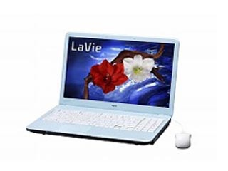 PC-LS350BS6L �m�[�g�p�\�R�� LaVie S LS350/BS6L �G�A���[�u���[