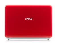 Wind Netbook U100 Plus RED