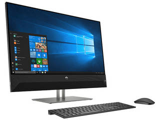 27型液晶一体デスクトップPC HP Pavilion All-in-One 27-xa0170 4YR07AA-AAAD