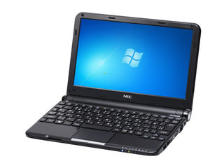 10.1�^�l�b�g�u�b�N LaVie/�����B Light PC-BL350FW6B �v���o�[�u���b�N