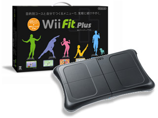 Wii Fit Plus / Wiiフィット プ...