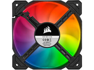 RGB LED PCファン iCUE SP120 RGB PRO Triple Fan Kit with Lighting Node コントローラー付 CO-9050094-WW