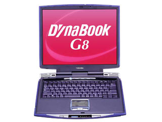 DynaBook G8/X20PDEB���f��(PAG8X20PDEB)