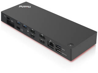 ThinkPad Thunderbolt 3 ドック 2 40AN0135JP