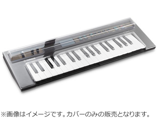 DSLE-PC-YREFACE シンセサイザー/鍵盤用の耐衝撃カバーDS-Yamaha-Reface【】