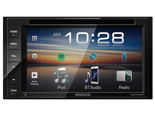 DDX4190BT DVD/CD/USB/iPod/Bluetoothレシーバー MP3/WMA/AAC/WAV/FLAC対応