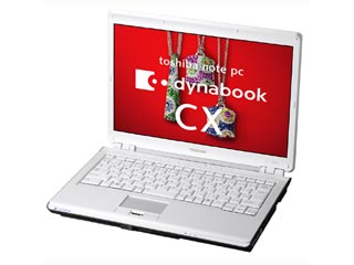 PACX45ELR dynabook/ダイナブック CX/45E