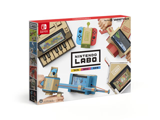Nintendo Labo Toy-Con 01: Variety Kit【Switch】