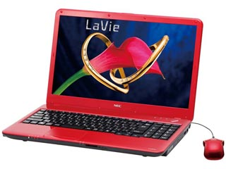 PC-LS350CS6R �m�[�g�p�\�R�� LaVie/�����B S LS350/CS6R ���Y�x���[���b�h