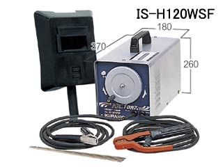 IS-H120WSF 冷却ファン付交流アーク溶接機