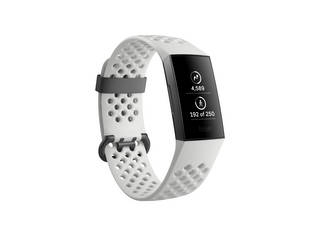 フィットネストラッカー fitbit charge 3 Special Edition  FB410GMWT-CJK