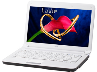 PC-LE150C2 �m�[�g�p�\�R�� LaVie/�����B E LE150/C2 Office Home and Business 2010���ڃ��f��