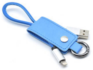 Keycase Cable iOS Blue KCIP-BL