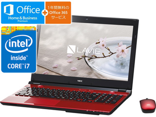 15.6�^�m�[�gPC LAVIE�i�����B�j Smart NS�iS�j PC-SN256HSA7-2 �N���X�^�����b�h