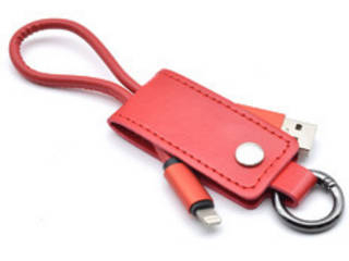 Keycase Cable iOS Red KCIP-RD