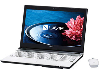 15.6�^�m�[�gPC LAVIE Note Standard NS750/EAW PC-NS750EAW �N���X�^���z���C�g