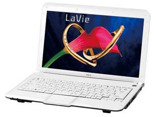 PC-LM370CS6W �m�[�g�p�\�R�� LaVie/�����B M LM370/CS6W �O���X�z���C�g