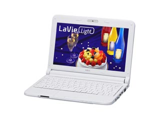 PC-BL330WA6W LaVie/�����B Light �t���b�g�z���C�g