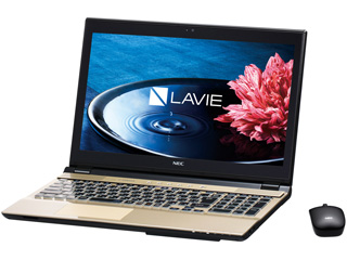 15.6�^�m�[�gPC LAVIE Note Standard NS750/EAG PC-NS750EAG �N���X�^���S�[���h