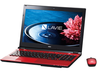 15.6�^�m�[�gPC LAVIE Note Standard NS700/EAR PC-NS700EAR �N���X�^�����b�h