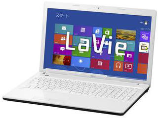 15.6�^�m�[�gPC LaVie E LE150/J1 PC-LE150J1
