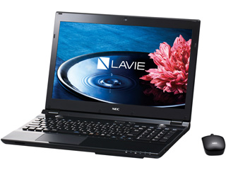 15.6�^�m�[�gPC LAVIE Note Standard NS550/EAB PC-NS550EAB �N���X�^���u���b�N
