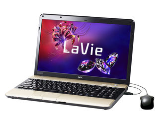 15.6�^�m�[�gPC LaVie/�����B PC-LS550FS6G �V�����p���S�[���h