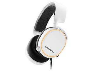 SteelSeries Arctis 5 White (2019 Edition) 61507