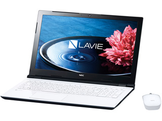 15.6�^�m�[�gPC LAVIE Note Standard NS150/EAW PC-NS150EAW �G�N�X�g���z���C�g